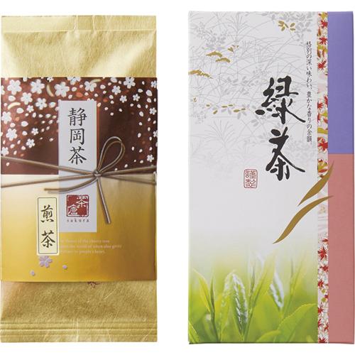 静岡茶「さくら」