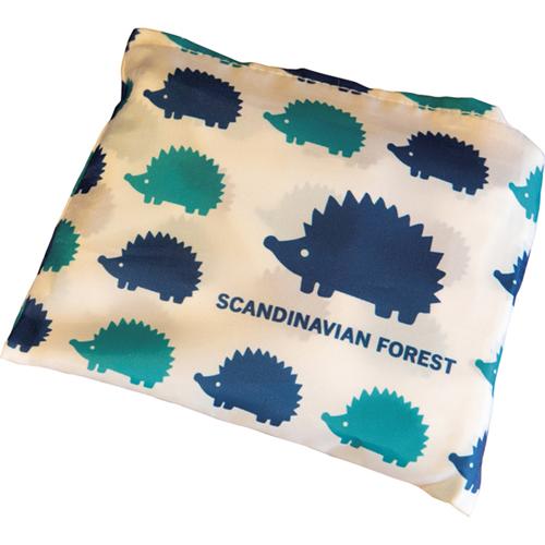SCANDINAVIAN FOREST ショッピングバッグ [ インディゴ ]