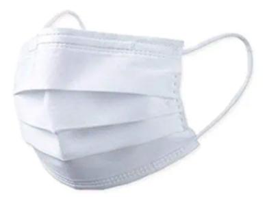 3層構造  不織布プリーツマスク(ふつうサイズ50枚入り)【値下げしました】