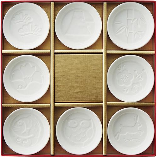 大安吉日 醤油小皿8Pセット