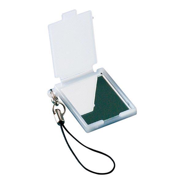 携帯コンパクトミラー(UVセンサー付)