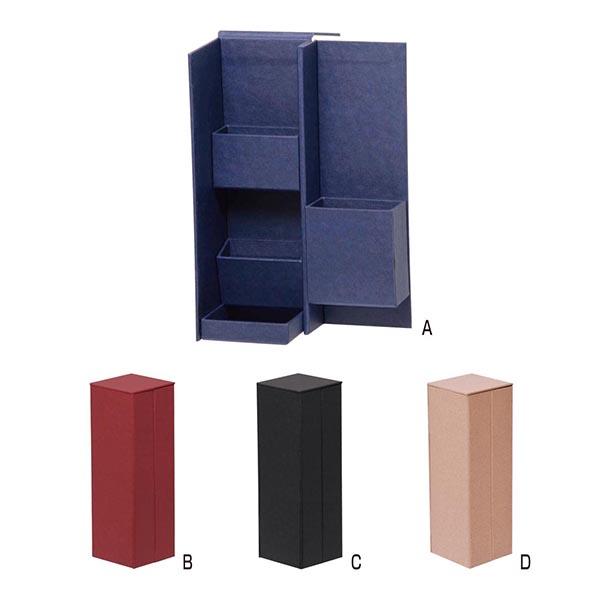 ライフスタイルツール ボックスSサイズ [B/ワインレッド]
