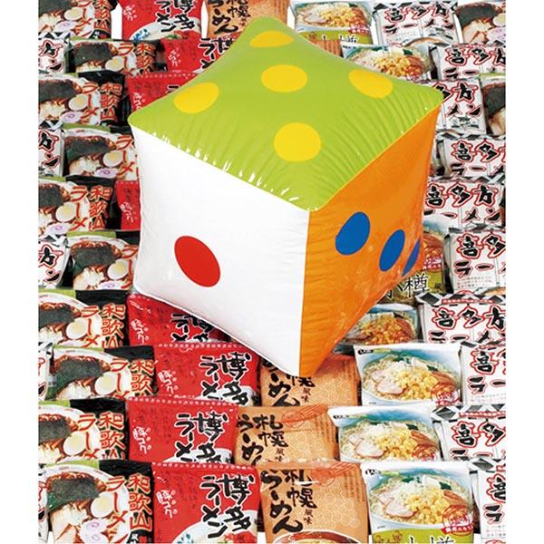 サイコロDE全日本ラーメン巡り 約30人用