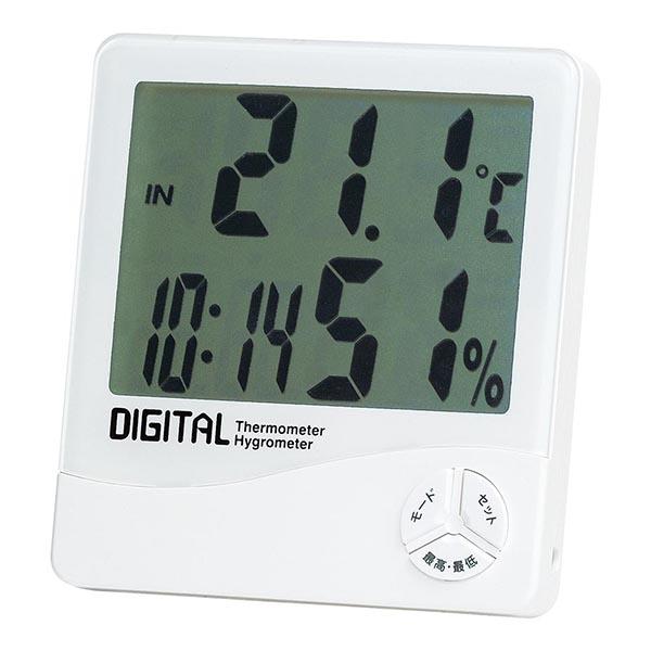 エンペックス デジタル温湿度計