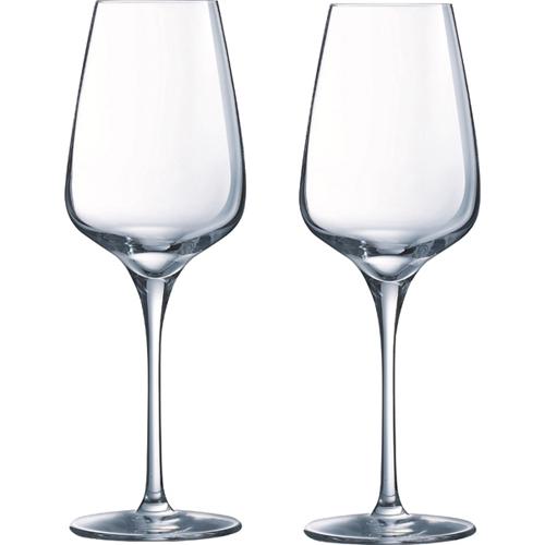 シェフ&ソムリエ シューブリム ワイングラス ペア