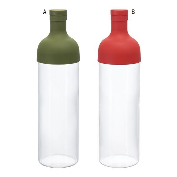 ハリオ フィルターインボトル [B/レッド]