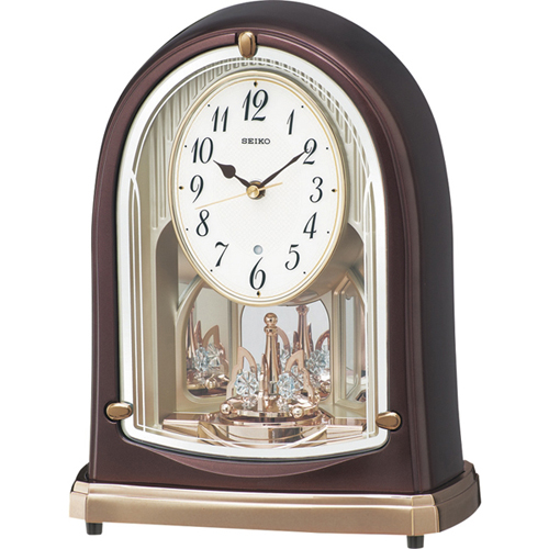 セイコー 電波メロディ置時計