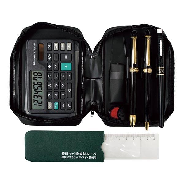 EVAエコ エグゼクティブ7・ 2色回転ボールペン・シャープペン