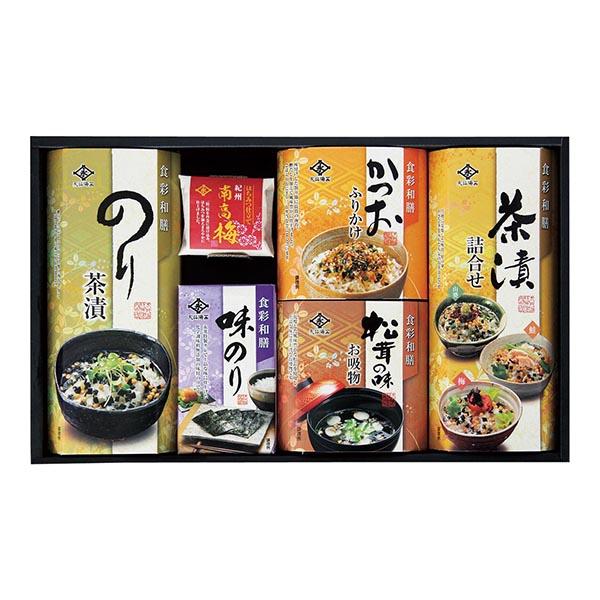 永井海苔 茶漬、ふりかけ詰合せ