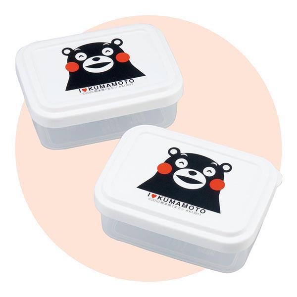 くまモン 小分けレンジパック 2個組