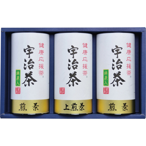 宇治茶詰合せ(健康応援茶)