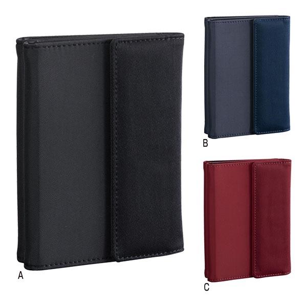 デュアルリングバインダー ポケットサイズ [A/ブラック]