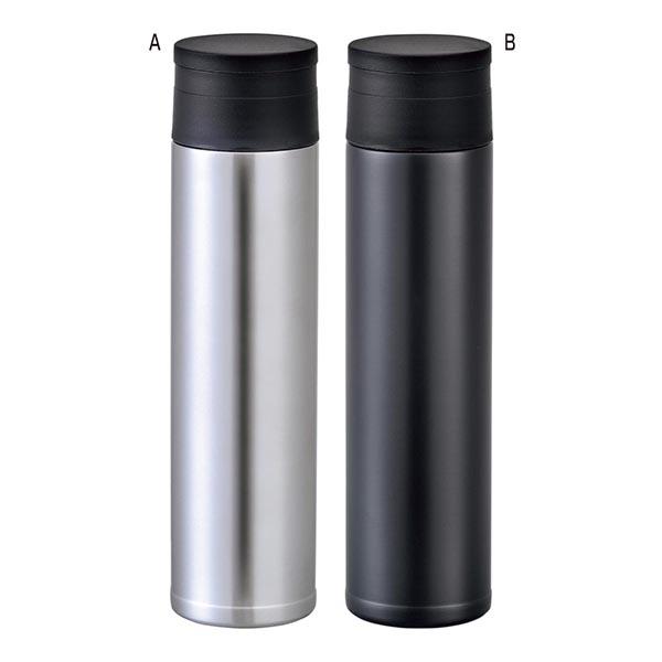 真空ステンレスボトル350mL [B/ブラック]