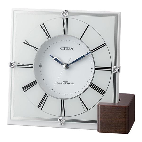 シチズン インテリア電波時計