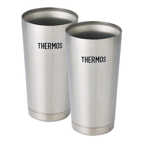 サーモス 真空断熱タンブラー 2個セット