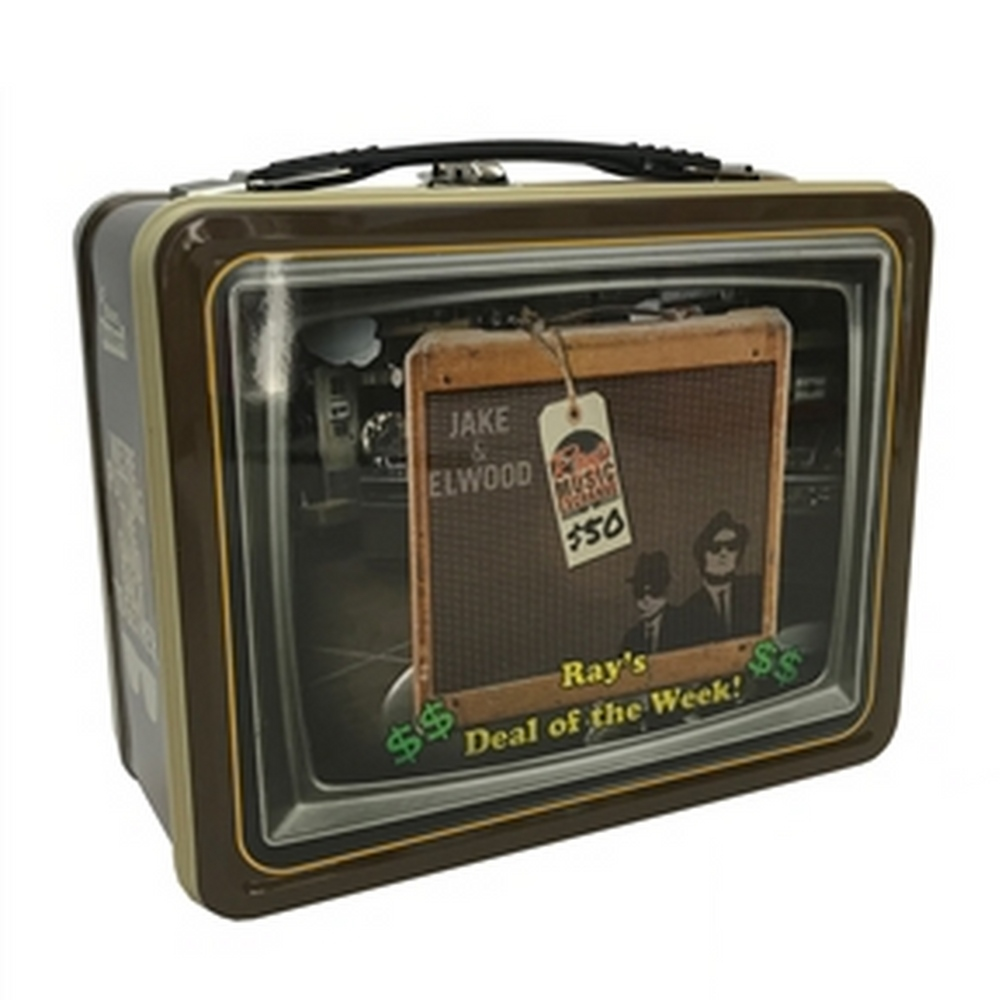BLUES BROTHERS - Ray's Music Exchange Tin Tote / トートバッグ