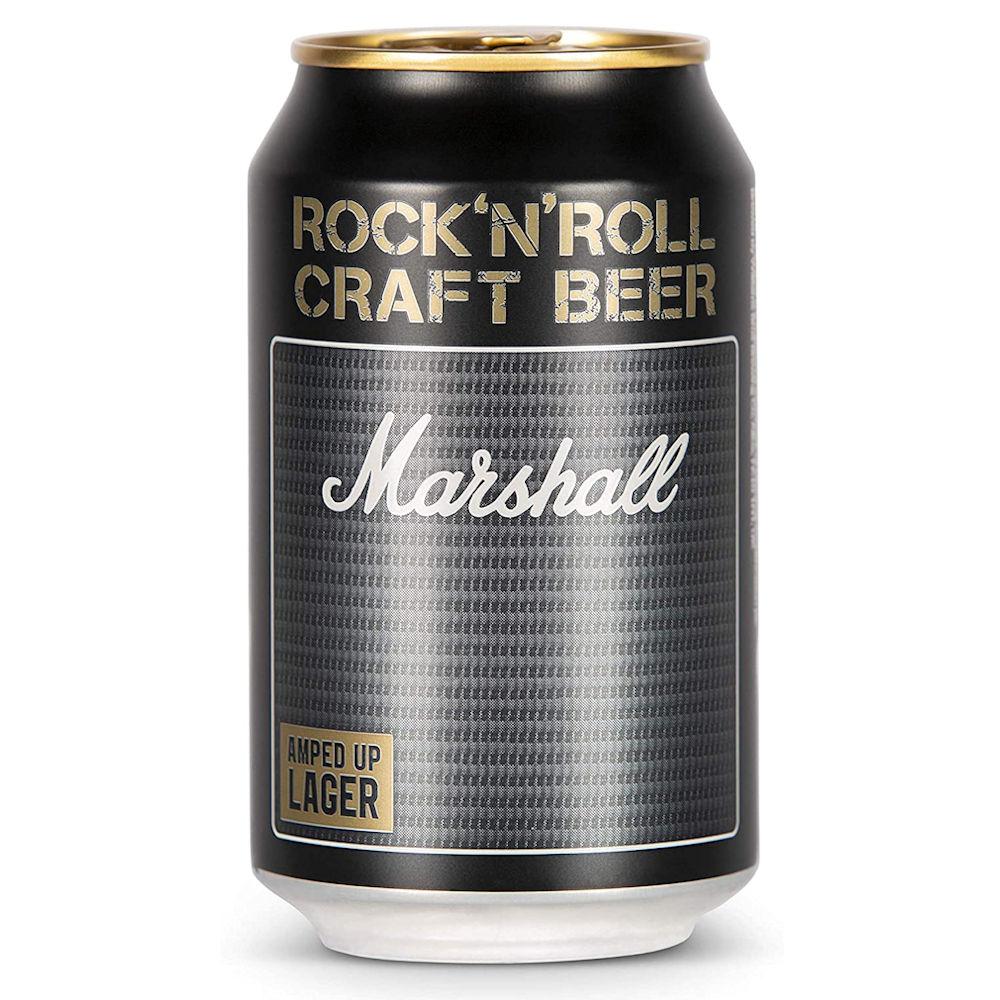 【予約商品】 MARSHALL - ロックンロールクラフトビール / 8本入りBOX(アンプヘッド) / ビール