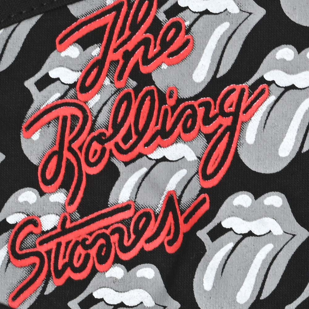 ROLLING STONES - (映画『GIMME SHELTER』公開50周年 ) - B&W Tongues / ファッション・マスク