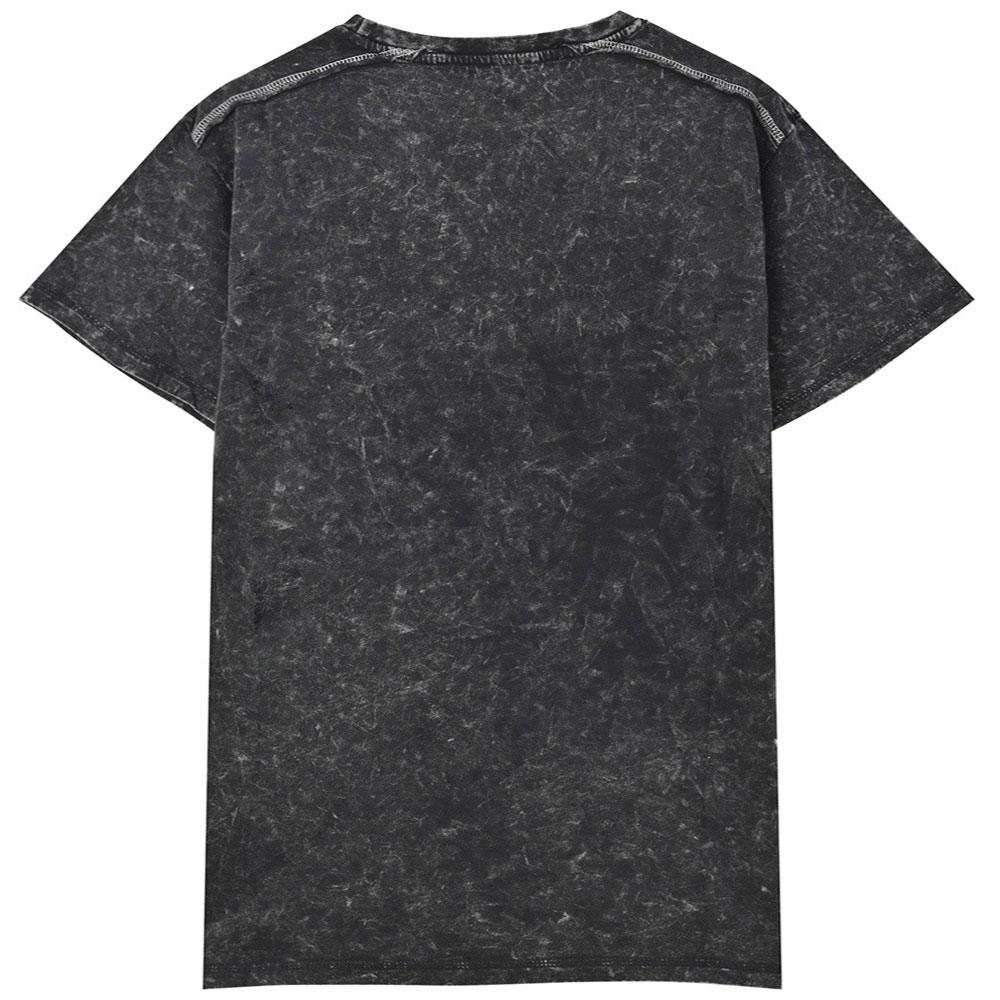 ROLLING STONES - (映画『GIMME SHELTER』公開50周年 ) - NYC '75 / Black Label(ブランド) / Snow Wash / Tシャツ / メンズ