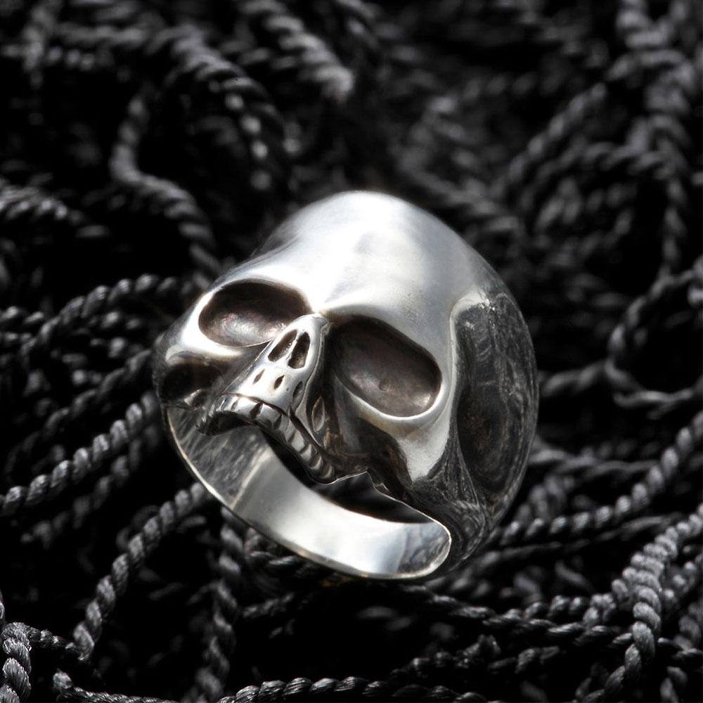 KEITH RICHARDS - SKULL RING / ケース付き / 指輪(リング)