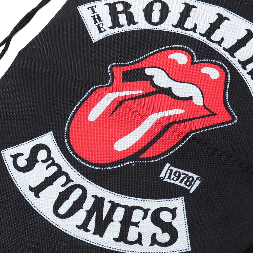 ROLLING STONES - (映画『GIMME SHELTER』公開50周年 ) - 1978 TOUR / ナップサック / バッグ