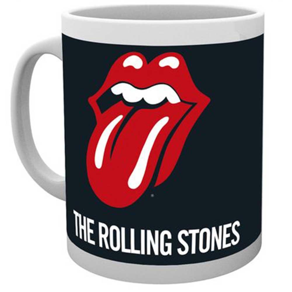 ROLLING STONES - (映画『GIMME SHELTER』公開50周年 ) - Logo / マグカップ