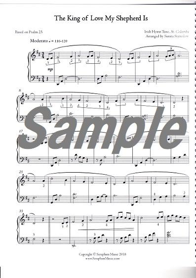 Celtic Psalms for Harp/Arranged by Sunita Staneslow