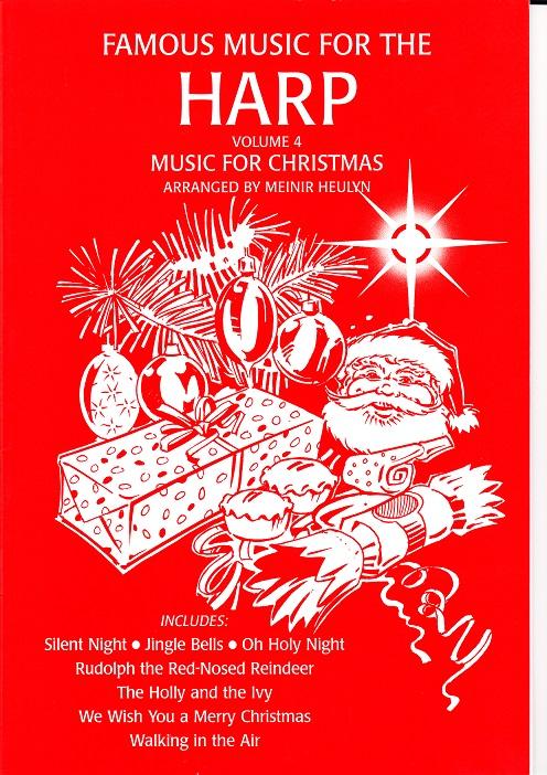 ハープのための名曲 Vol4 クリスマスミュージック
