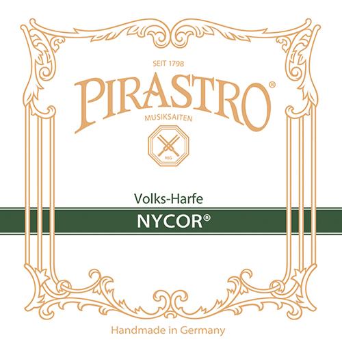 【期間限定10倍P】PIRASTRO PEDAL No.7 NYLON F  1ST