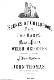 幼年時代の情景 / J.トーマス(2台ハープ)