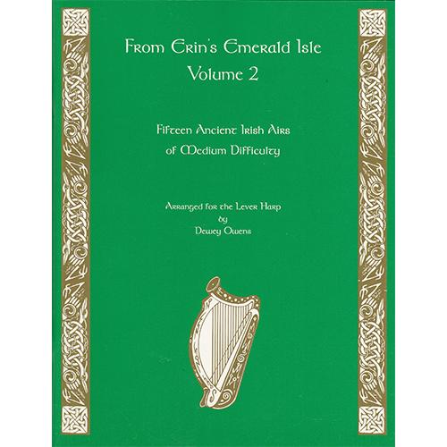 エリンのエメラルドアイルから Vol.2 〜中世の15のアイリッシュエアーズ〜