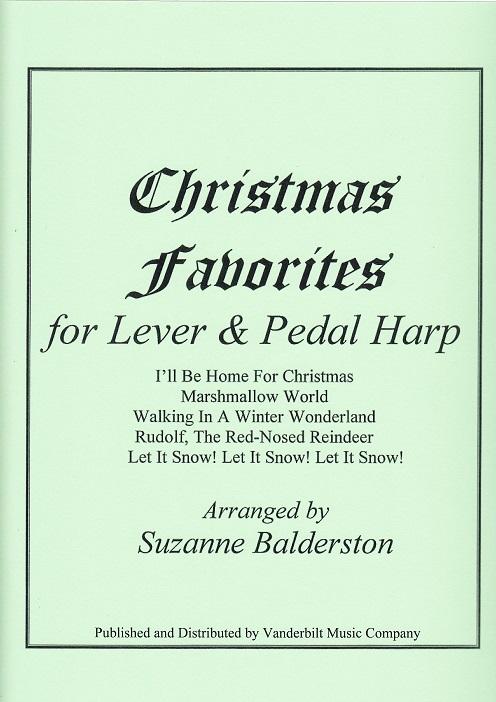 クリスマス・フェイバリッツ/S.Balderston
