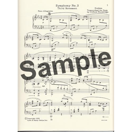 交響曲第3番より第3楽章 / J.ブラームス
