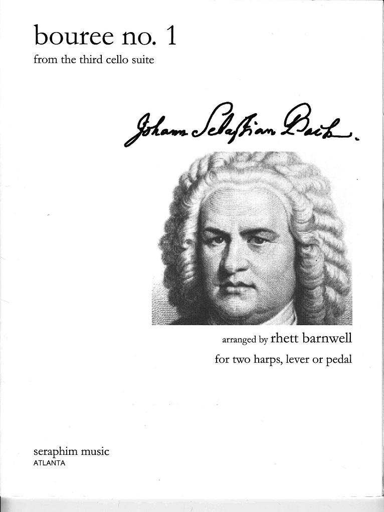【半期決算10倍P】無伴奏チェロ組曲 第3番より Bouree No.1/J.Sバッハ
