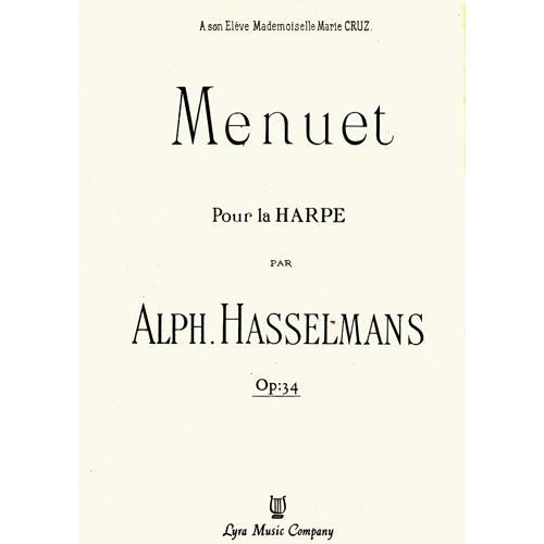 メヌエット Op.34 / A.アッセルマン