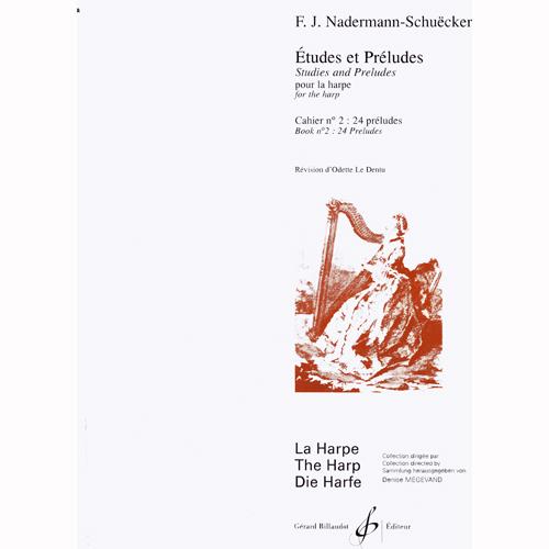ナーデルマン 24のプレリュードと練習曲