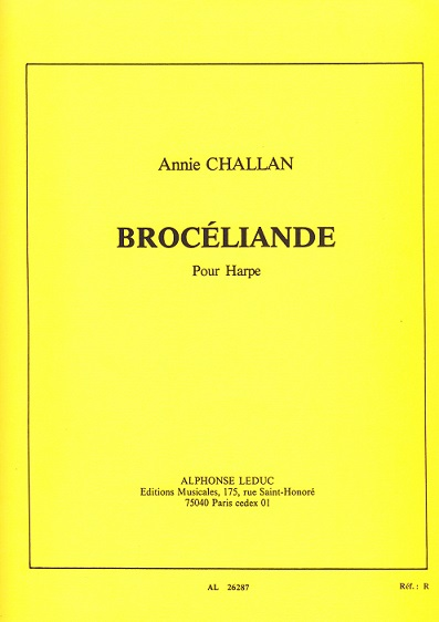 Broceliande/A. Challan