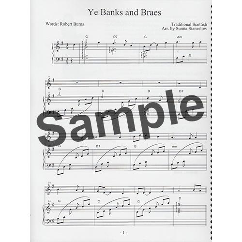 ハープとフルートによるスコティッシュミュージック 1