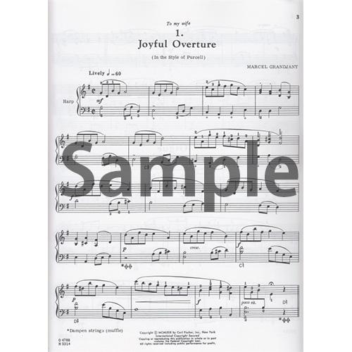 古典小組曲 / M.グランジャニー