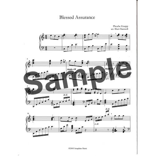 Blessed Assurance/Phoebe Knapp
