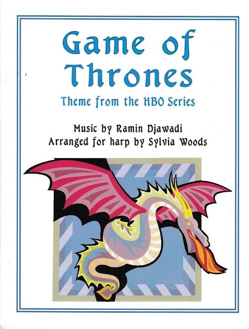 【半期決算10倍P】Game of Thrones「ゲーム・オブ・スローンズ」/R Djawadi 編曲シルビアウッズ