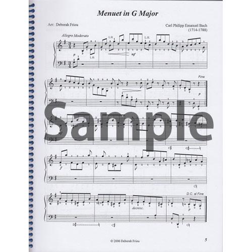 ハープのためのクラシカルミュージック