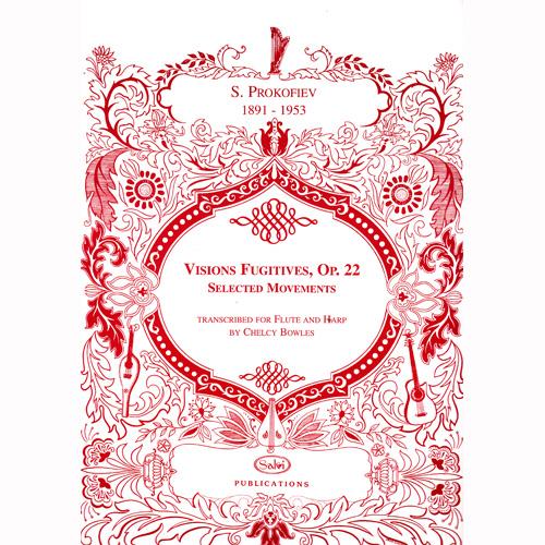 プロコフィエフ 束の間の幻影 op.22