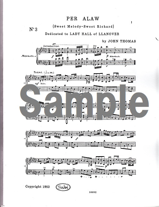 Sweet Melody  Sweet Richard/J.トーマス