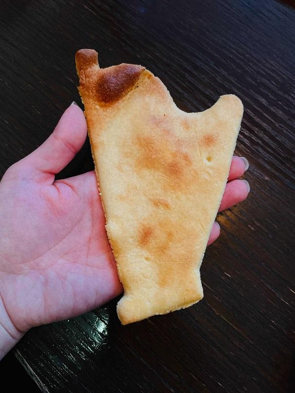 ハープ クッキー型 (Lサイズ)