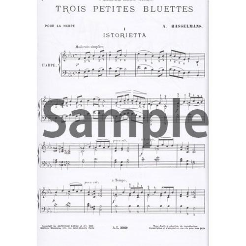3つの小さな小品 Op.28 / A.アッセルマン