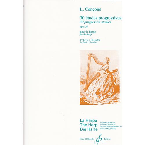 30の練習曲1 / L.コンコーネ