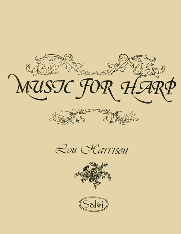 Music for Harp (solo harp and harp with percussion)