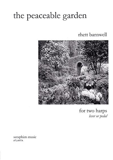 【半期決算10倍P】The Peaceable Garden/Rhett Barnwell