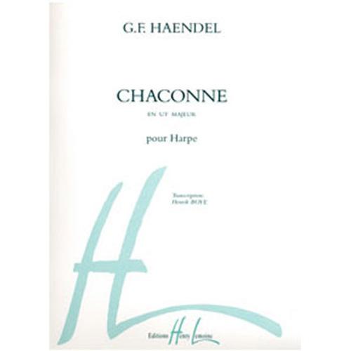 シャコンヌ / G.F.ヘンデル